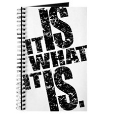 It Is What It Is Journal