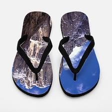 From the Corvara in Badia areais a stun Flip Flops