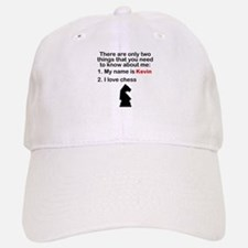Two Things Chess Cap