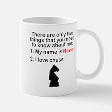 Two Things Chess Mugs