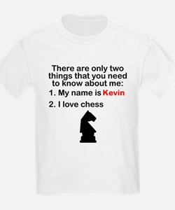 Two Things Chess T-Shirt