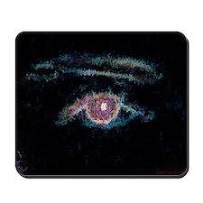Portrait of an Eye Mousepad