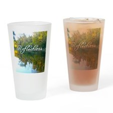 reflections Drinking Glass