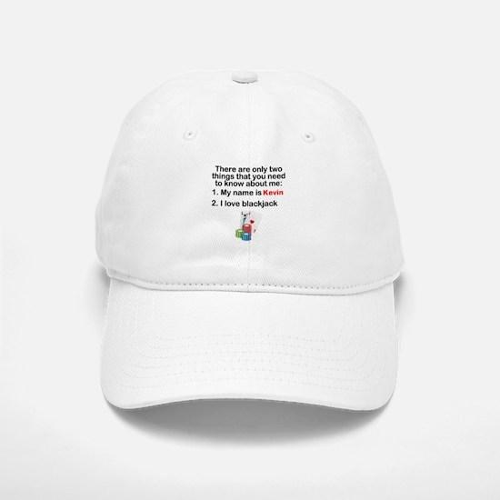 Two Things Blackjack Cap
