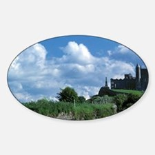 The stately Rock of Cashel stands d Decal
