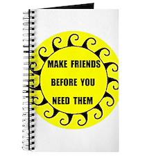MAKE FRIENDS Journal