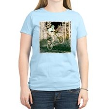 """Fun in the Woods"" (Blue) T-Shirt"