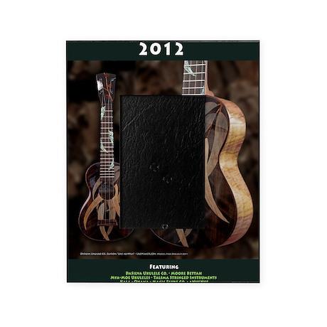 Ukulele Calendar 2012 cover Picture Frame