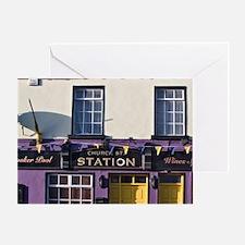 Ireland, Roscommon. Exterior of Chur Greeting Card