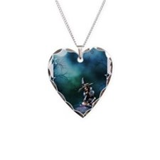 TheWitchingHour Necklace Heart Charm