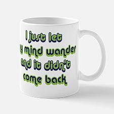mindwander copy Mug