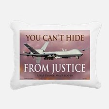 Mil 15 Reaper no gear co Rectangular Canvas Pillow