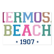 Hermosa Beach 1907 B Postcards (Package of 8)