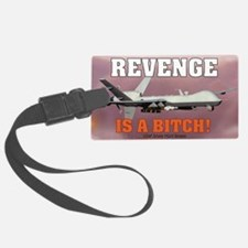 Mil 16 Battle Reaper-1 copy Luggage Tag