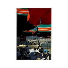 Vernazza. UNESCO World Heritage S Rectangle Magnet