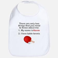 Two Things Table Tennis Bib
