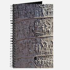 Trajan's Column. 98 feet tall, was begin i Journal