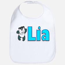 Lia Panda Bib