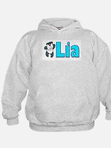 Lia Panda Hoody