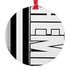 HEMIBB Round Ornament