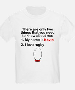 Two Things Rugby T-Shirt