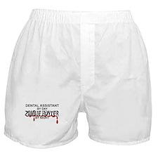 Zombie Hunter - Dental Asst Boxer Shorts
