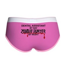 Zombie Hunter - Dental Asst Women's Boy Brief
