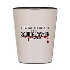 Zombie Hunter - Dental Asst Shot Glass