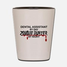 Zombie Hunter - Dental Asst Shot Glass
