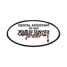 Zombie Hunter - Dental Asst Patches