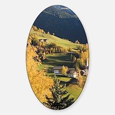 Italy, Trentino - Alto Adige, Bolza Decal