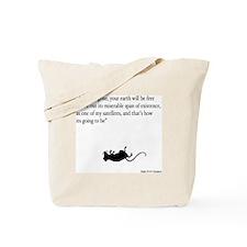 dead mouse FINAL Tote Bag
