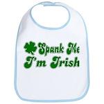 Spank Me I'm Irish Bib