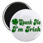 Spank Me I'm Irish Magnet