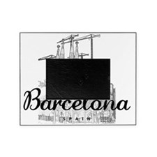 Barcelona_10x8_MessageBag_LaSagradaF Picture Frame