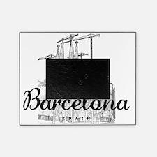 Barcelona_10x8_MessageBag_LaSagradaF Picture Frame