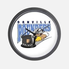 Pounders Wall Clock