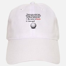 Two Things Golf Cap
