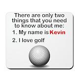 Golf Classic Mousepad