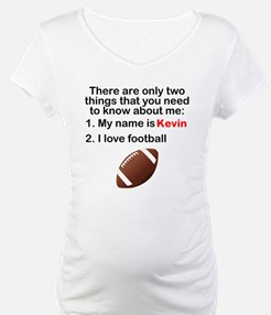 Two Things Football Shirt