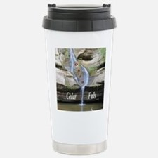 Cedar Falls Ohio Travel Mug