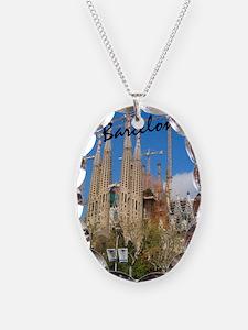 Barcelona_5.5x8.5_Journal_LaSa Necklace Oval Charm