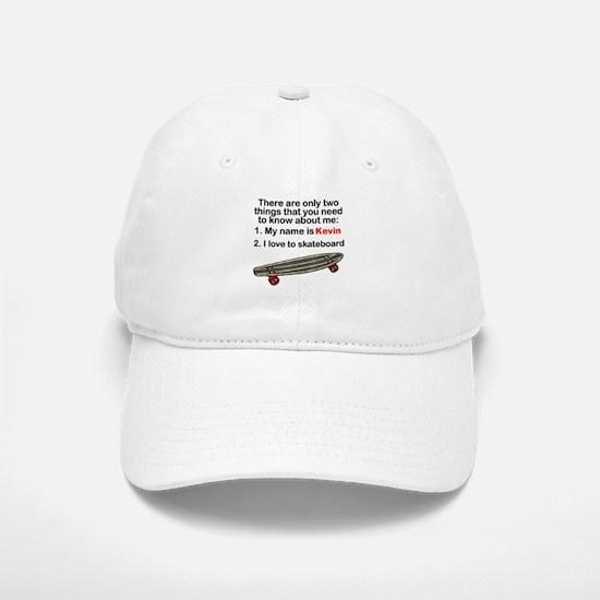 Two Things Skateboarding Cap