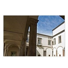 Real Collegio Palace, Luc Postcards (Package of 8)