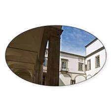 Real Collegio Palace, Lucca, Tuscan Decal