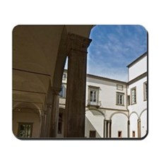 Real Collegio Palace, Lucca, Tuscany, It Mousepad
