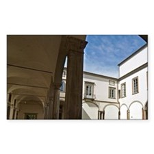 Real Collegio Palace, Lucca, T Decal