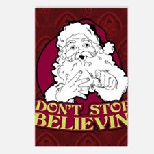 Dont Stop Believin poster Postcards (Package of 8)