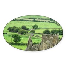 Ireland. Picturesque area of Golden Decal