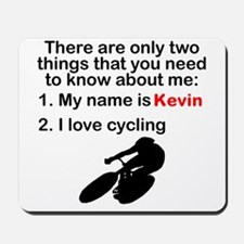 Two Things Cycling Mousepad